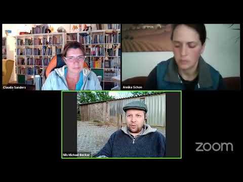 11. Corona Update. Gespräch mit Annika Schon (15.04.20)