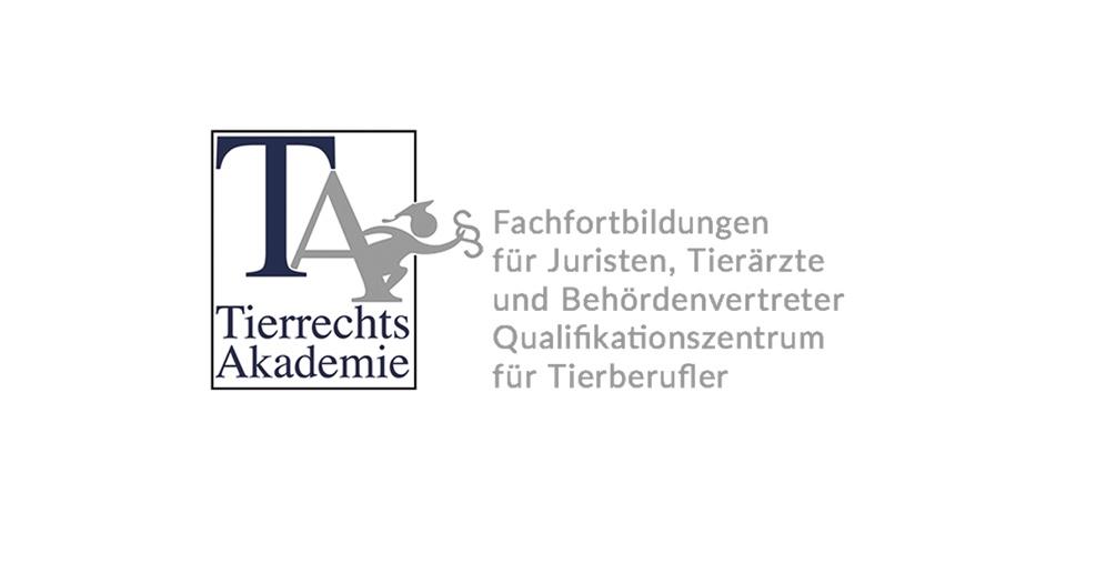Logo Tierrechtsakademie